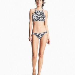 Princesse Tam Tam x Uniqlo Floral Bikini Size S